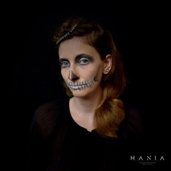 make up skull